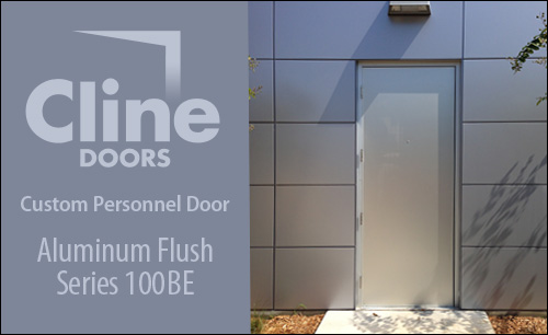 Best Buy Mobile - Personnel Doors & Cline Doors - Aluminum and FRP Door Project Gallery