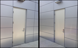 Best Buy Mobile - Personnel Doors