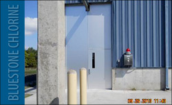 Bluestone Chlorine - Dutch Flush Doors
