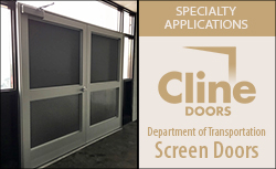 Department of Transportation - Screen Doors