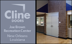 Joe Brown Recreation Center - New Orleans, Louisiana