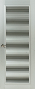 Full Louver Door