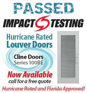 Louver Impact Test
