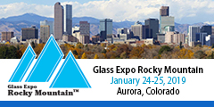 Glass Expo Rocky Mountain